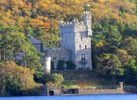 Glenveagh Castle-closeby in the National Park