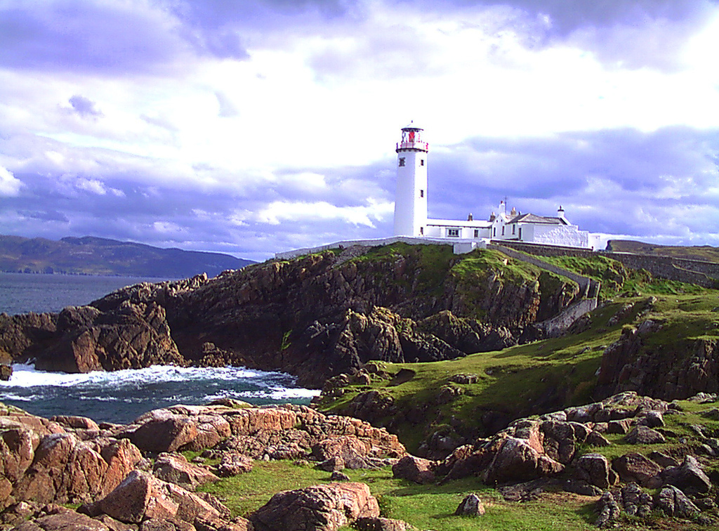 Fanad Lighthouse- a great place to spend a day out