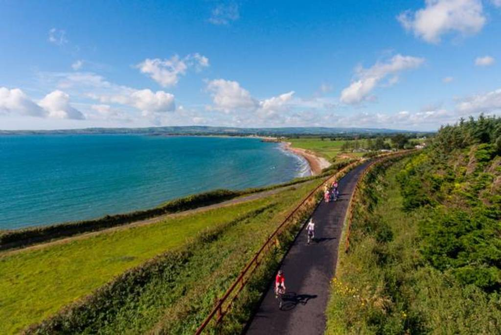 Cycle/walk Waterford Greenway: @http://www.visitwaterfordgreenway.com/