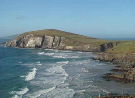 Nearby Slea Head