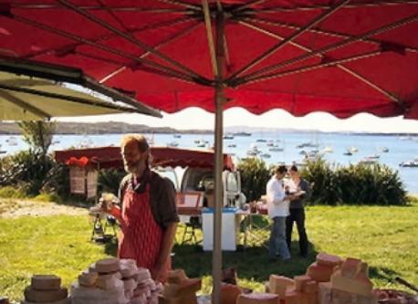 sunday market schull