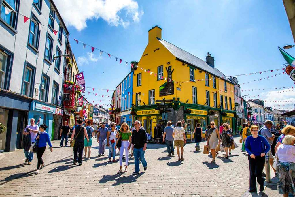 Galway, European Capital of Culture, 2020