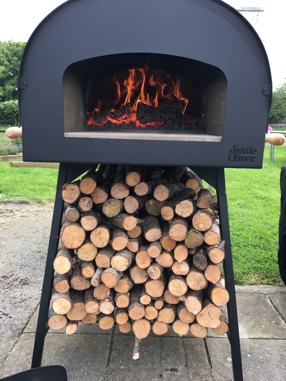 Jamie Oliver Outdoor Wood Oven