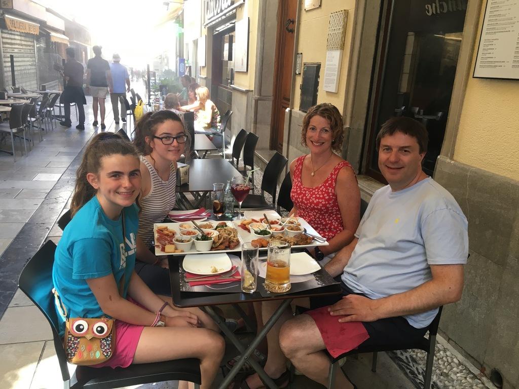 House Swap 2016 Spain