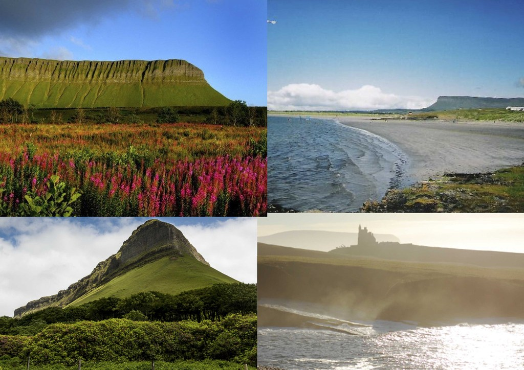 County Sligo Scenery