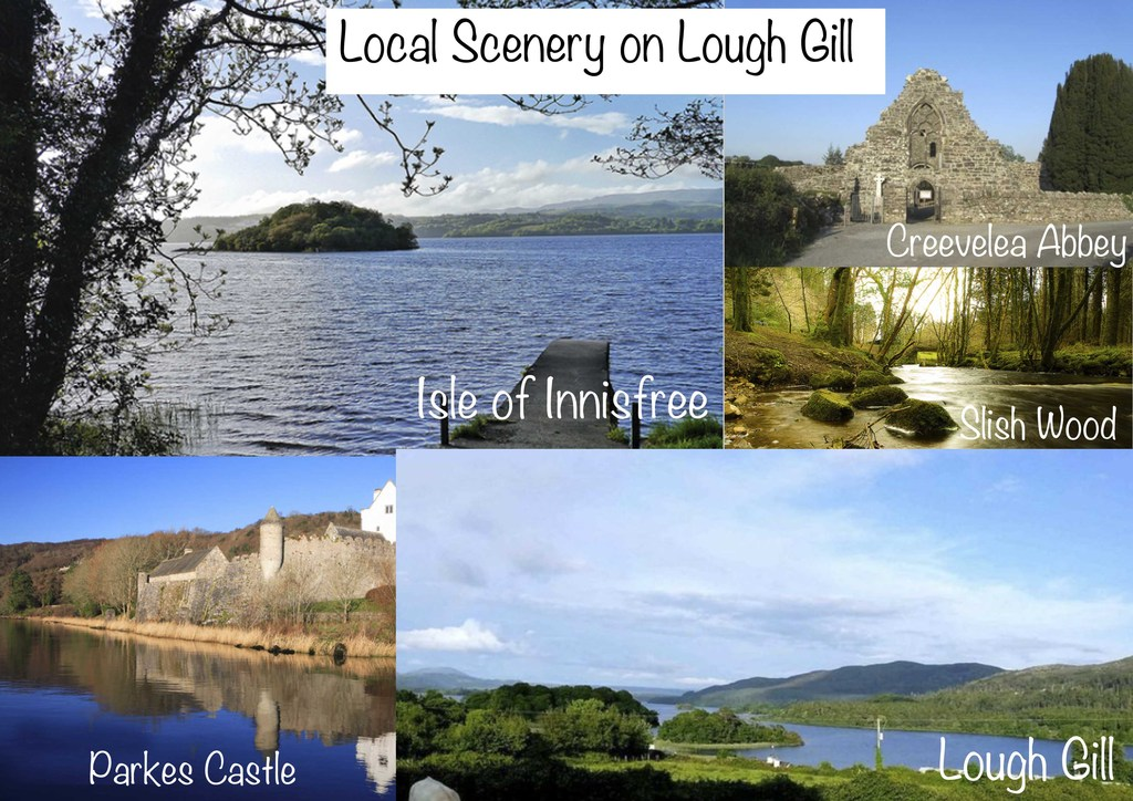 Our Local Scenery - 3 miles from Lough Gill
