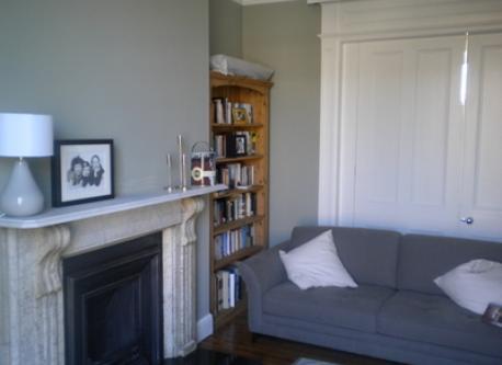 Front reception room - Dublin
