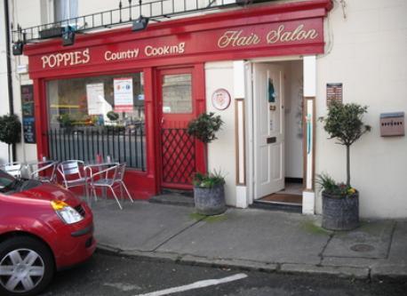 Poppies in Enniskerry