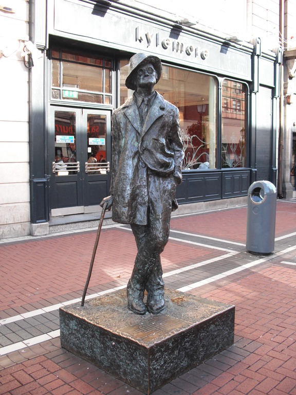 James Joyce Monument