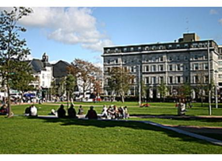 Eyre Square, Galway city