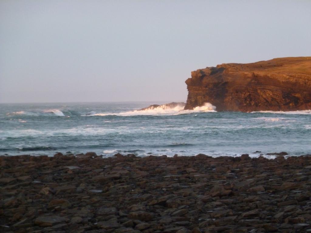 Calmer Seas at George's Head