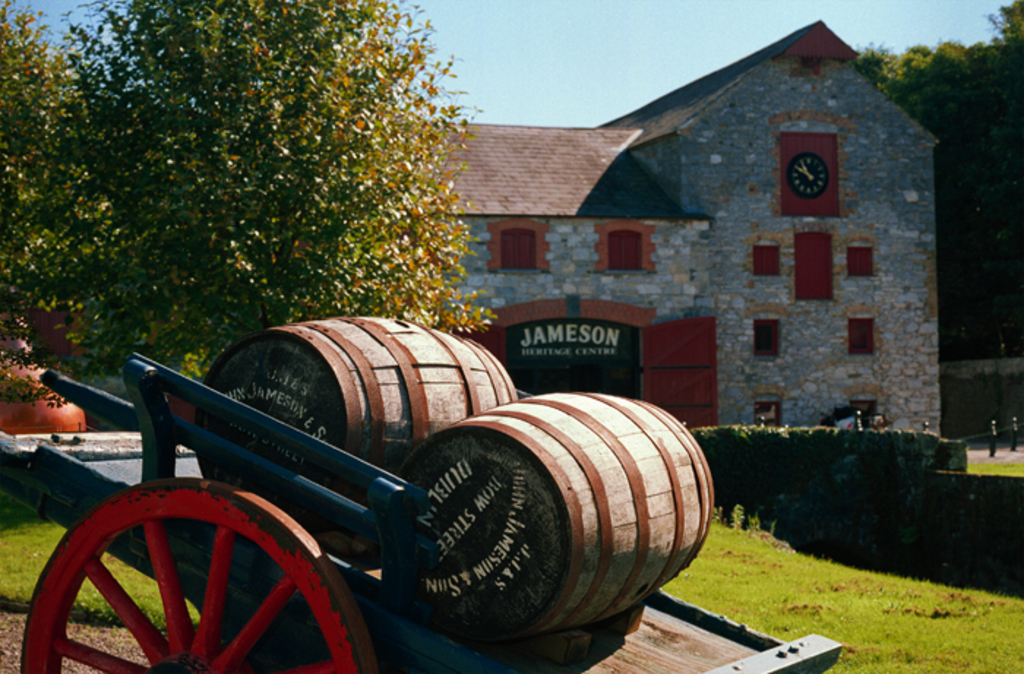 Midleton distillery-5 minute drive
