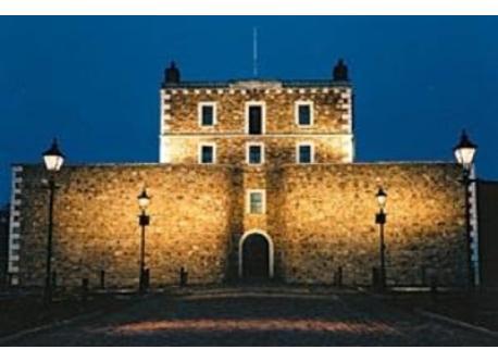Wicklow Gaol - 20 mins by foot