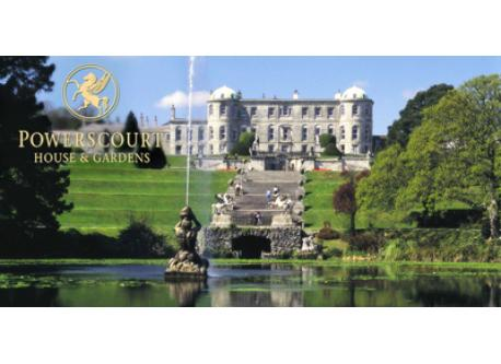 Powerscourt - Enniskerry - 20 mins by car