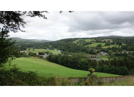 Countryside near Inistioge, Co. Kilkenny