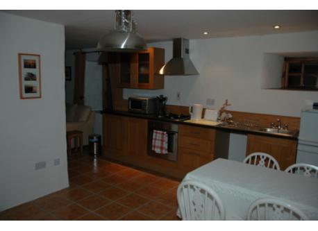 Kitchen, guest cottage