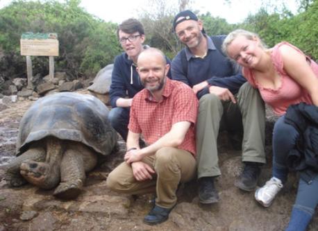 Galapagos a few years ago