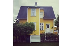 A beautiful house in Reykjavik