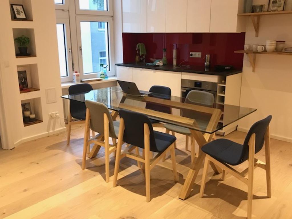 Berlin Apartment kitchen