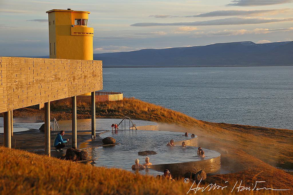 GeoSea sea baths @ Húsavík