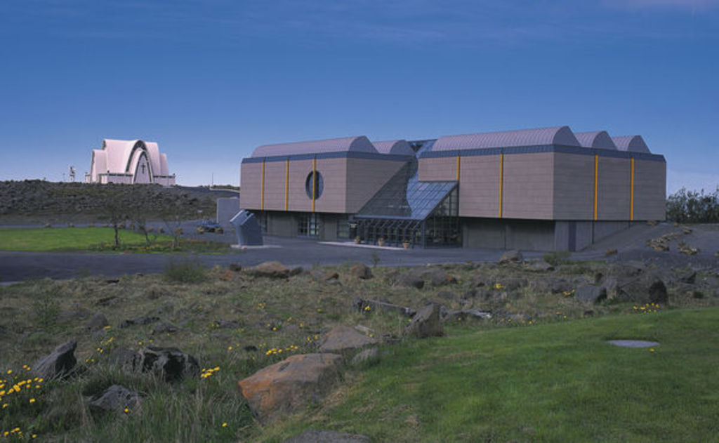 Gerðarsafn Art Gallery.