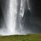 Seljalandsfoss - waterfall in southern Iceland - ca 2 hours away from Reykjavik