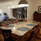 The large living room, dining area 2/2