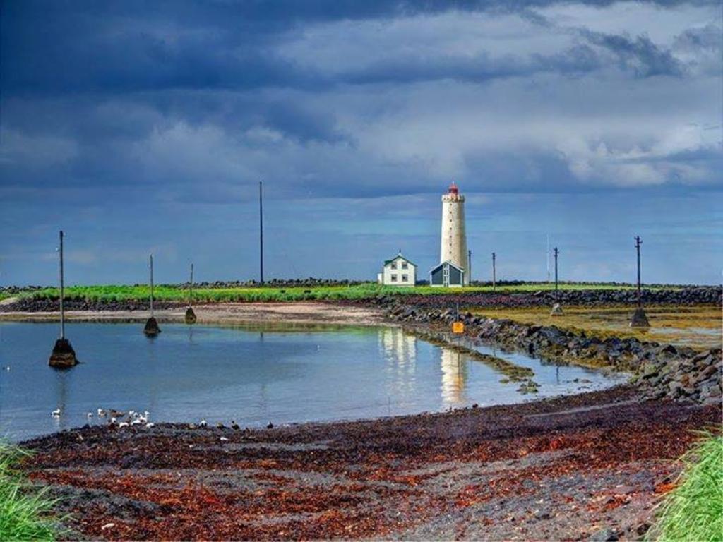 Grótta lighthouse 25 min. walk