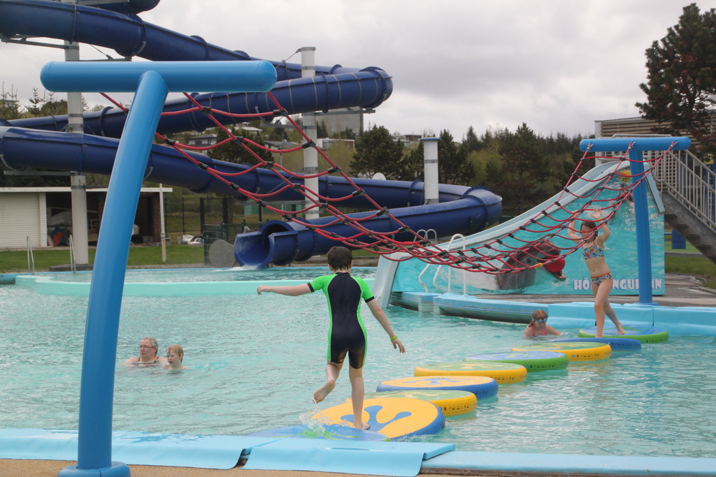 Laugardalur, Swimming pool