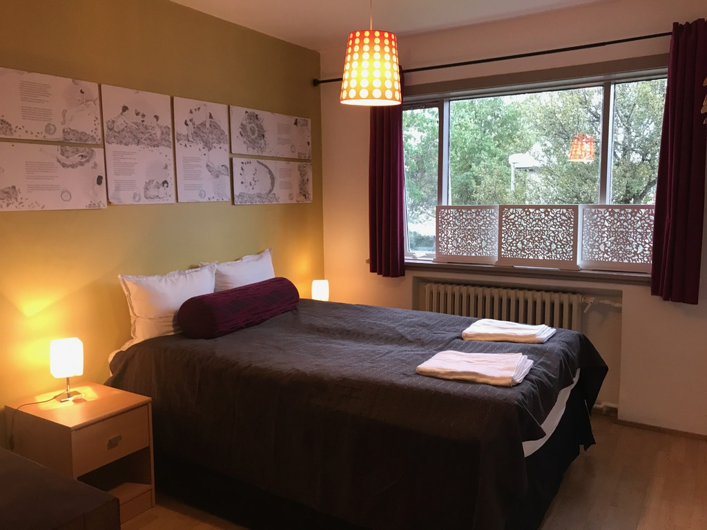 Reykjavik: Bedroom 1