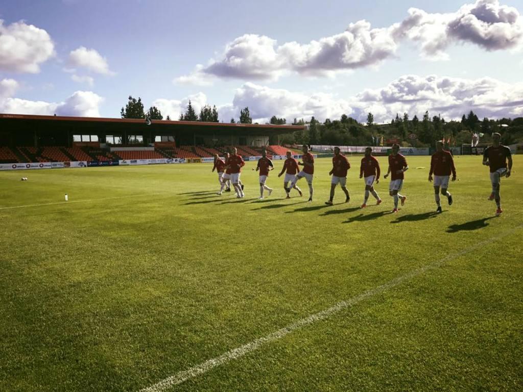 Fylkir Football Stadium 3 min