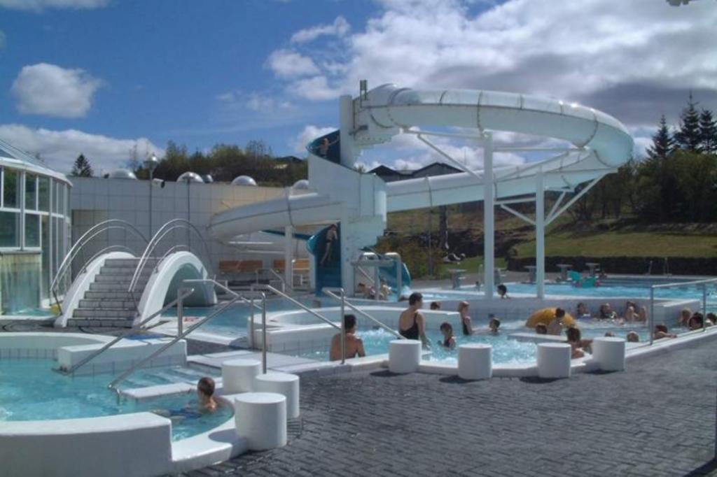 Árbæjarlaug public pool