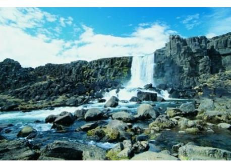 Þingvellir - The old Icelandic Parliament - One hour away