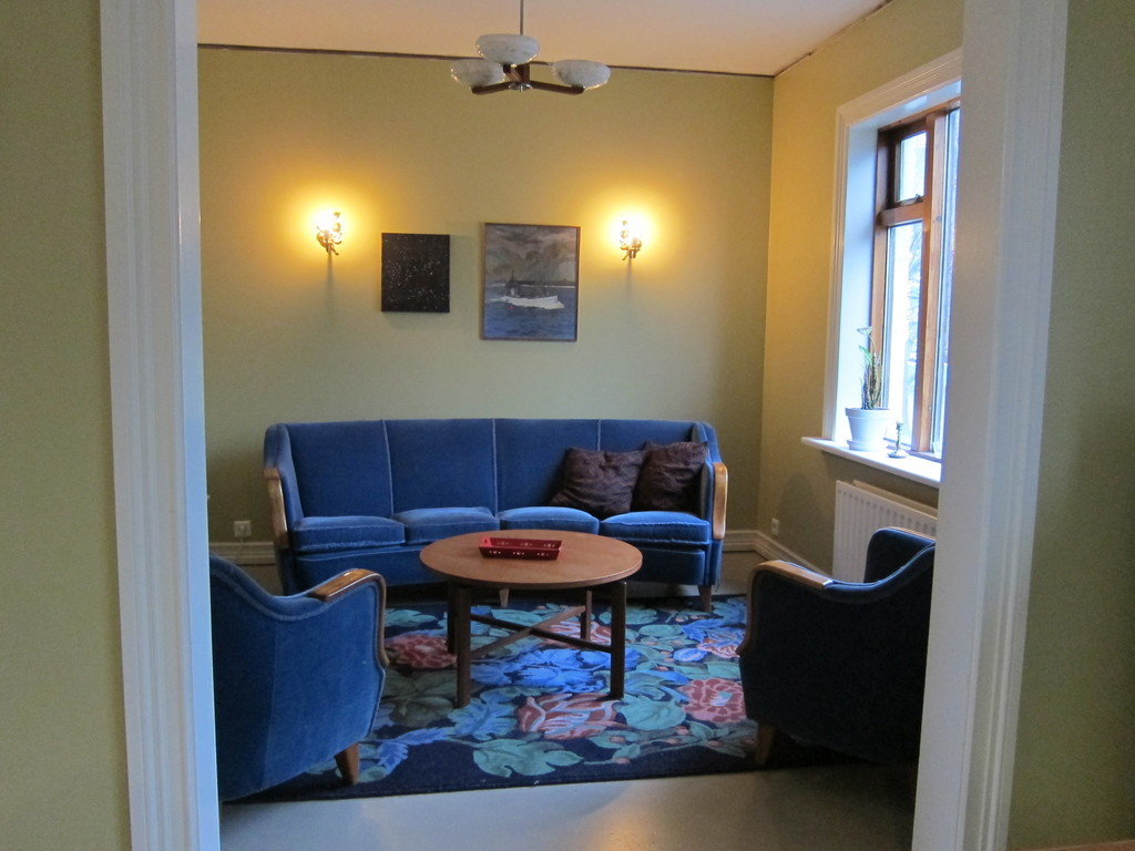 Living room, 1st floor