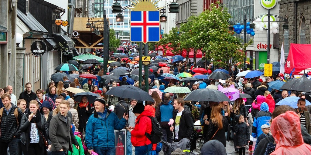 Cultural feast in Reykjavik - late August