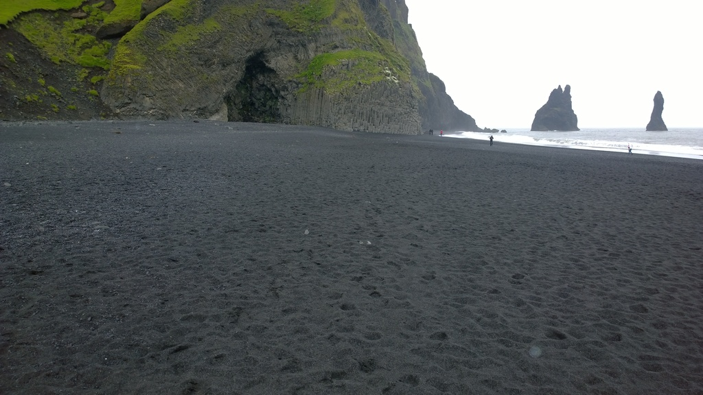 Black sands - Reynisfjara