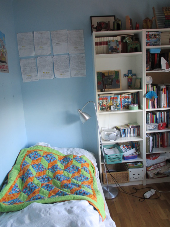 Bedroom - one bed