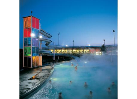 City thermal pool (Laugardalslaug)