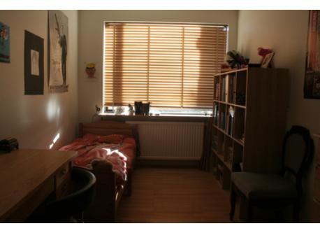 Top floor, bedroom Arnar.