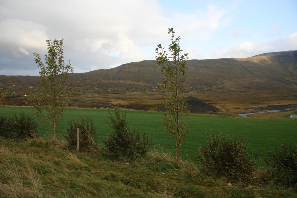 Eilífsdalur valley