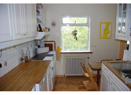 Kitchen on the 1st floor