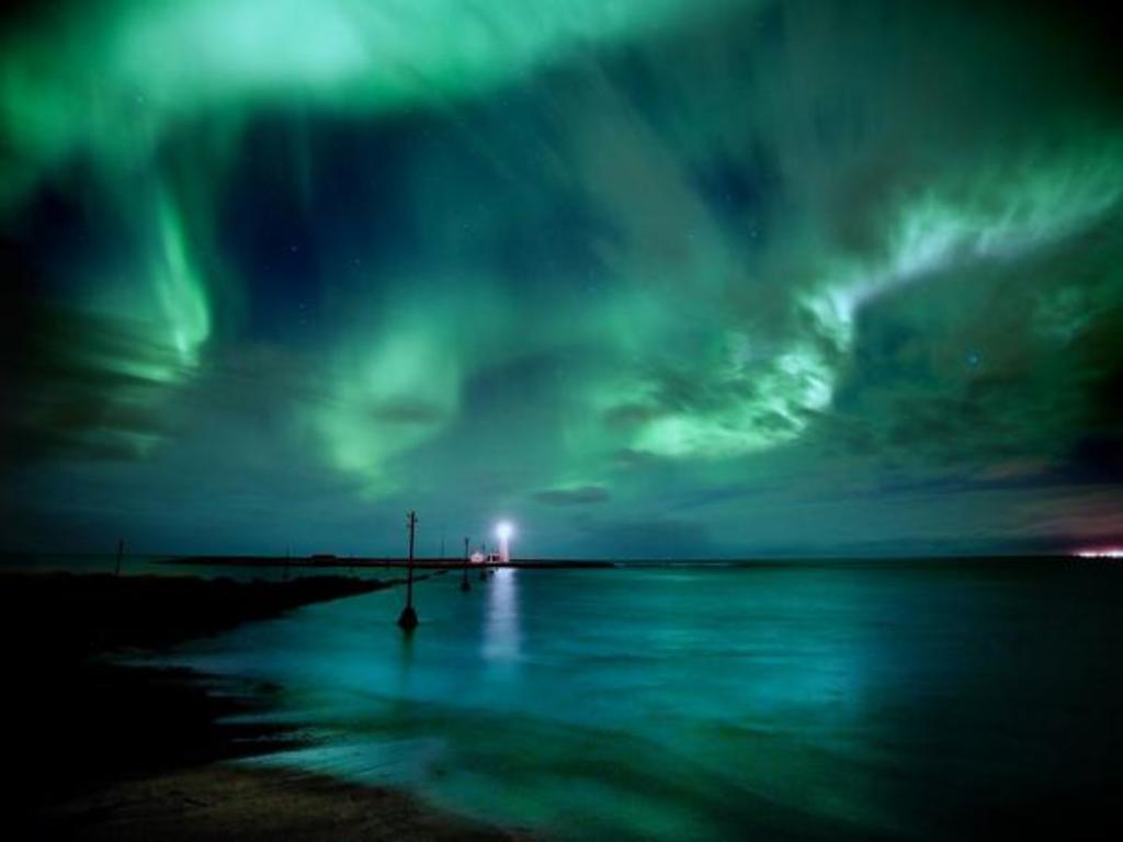 Northern lights (september to mid april