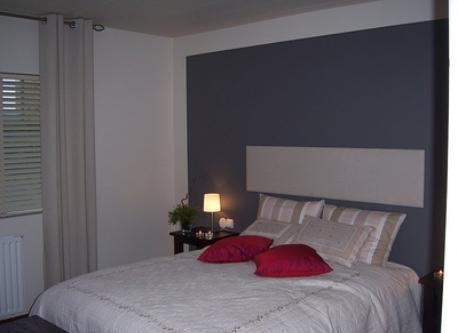 Bedroom 1 - double bed (153cm)