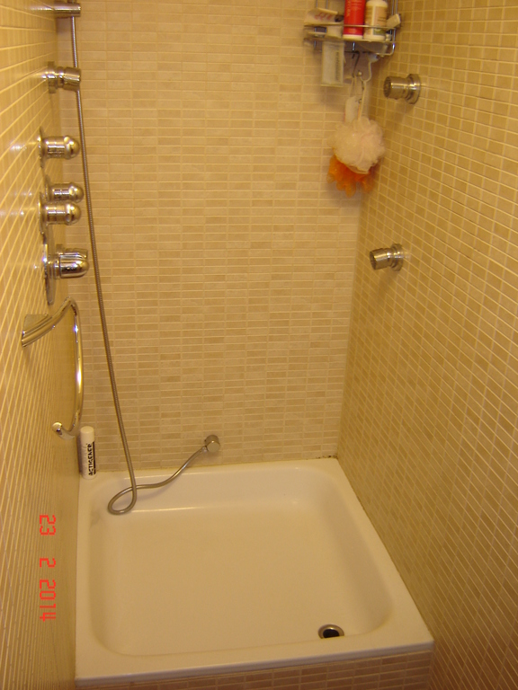 Bathroom 2 / shower