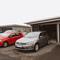 Car park and garage