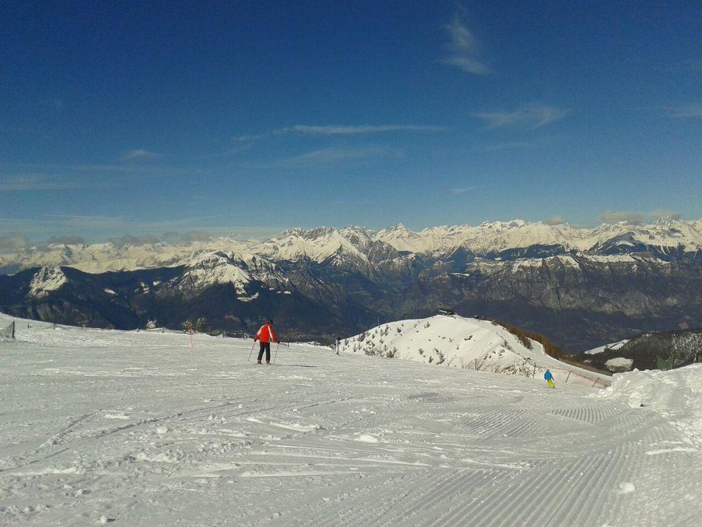 Skiën op Montecampione