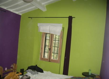 One of the double room
