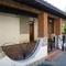Front porch & entrance
