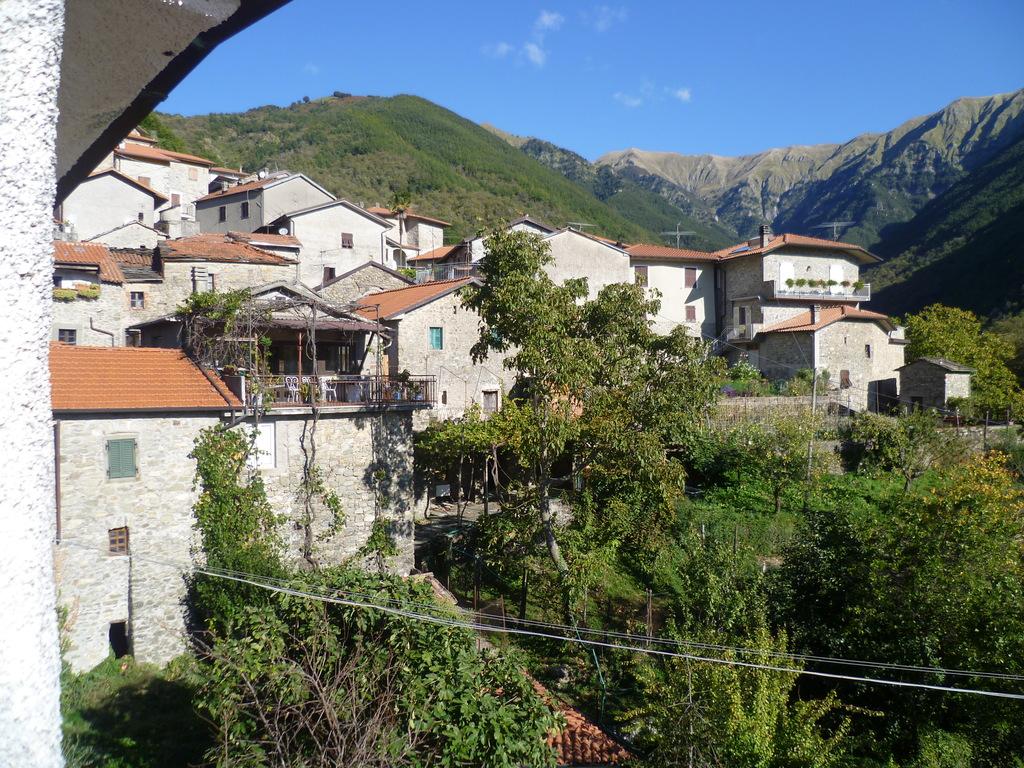 Village view Taponecco