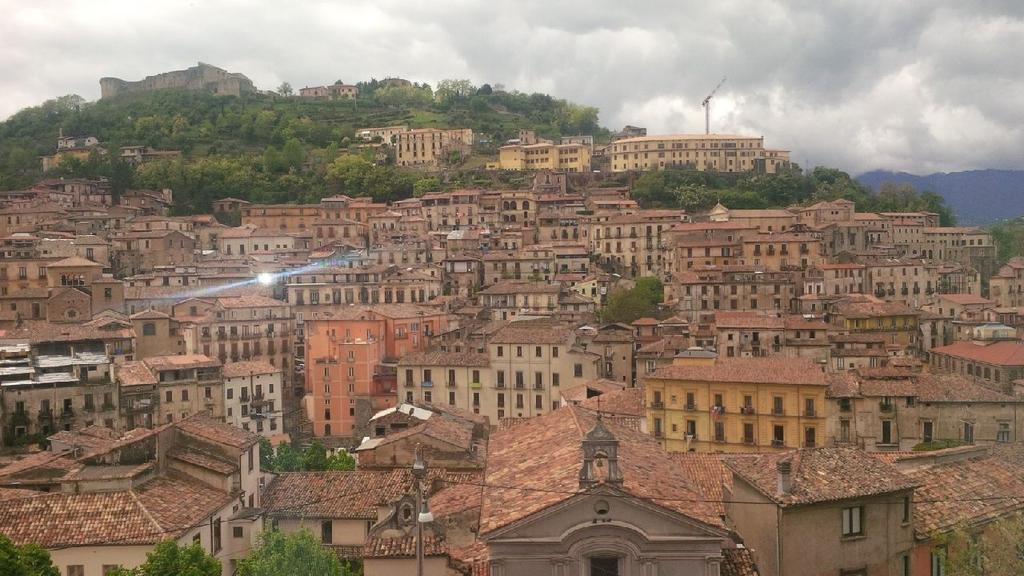 Cosenza vecchia - Old Cosenza